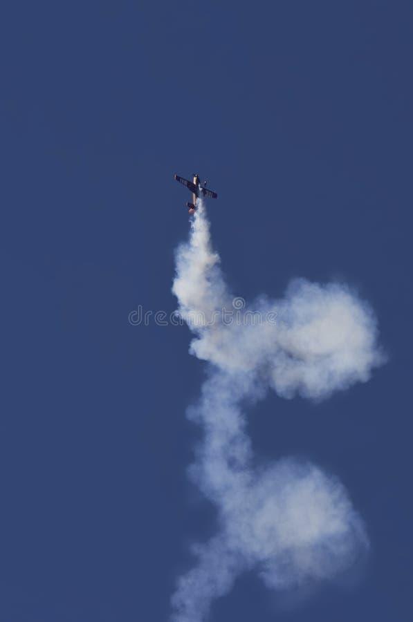 Rendement de fête aérienne de Bill Stein photographie stock