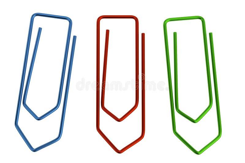 Render Of Stationery Tool - Clip Stock Illustration