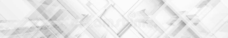 Rendição horizontal do panorama 3d ilustração do vetor