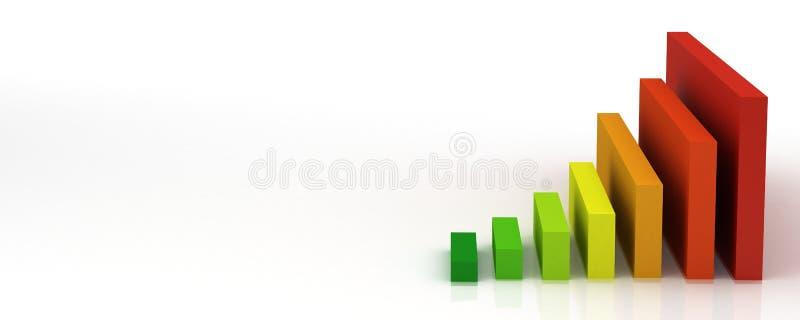 Rendimento energetico nella Camera illustrazione di stock