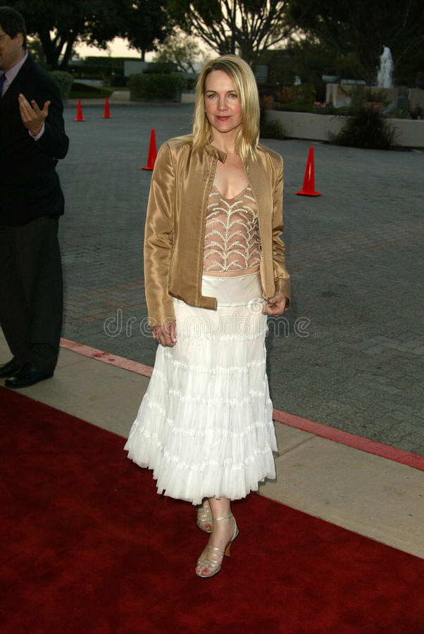 Renee O'Connor stock foto's