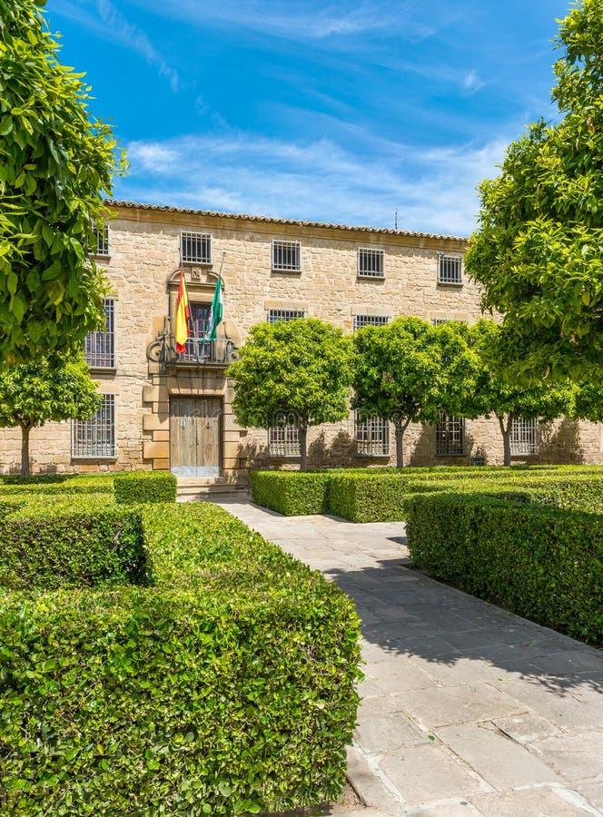 Download Renesansowa Fontanna W Ubeda Obraz Stock - Obraz złożonej z stary, andalusia: 53789731