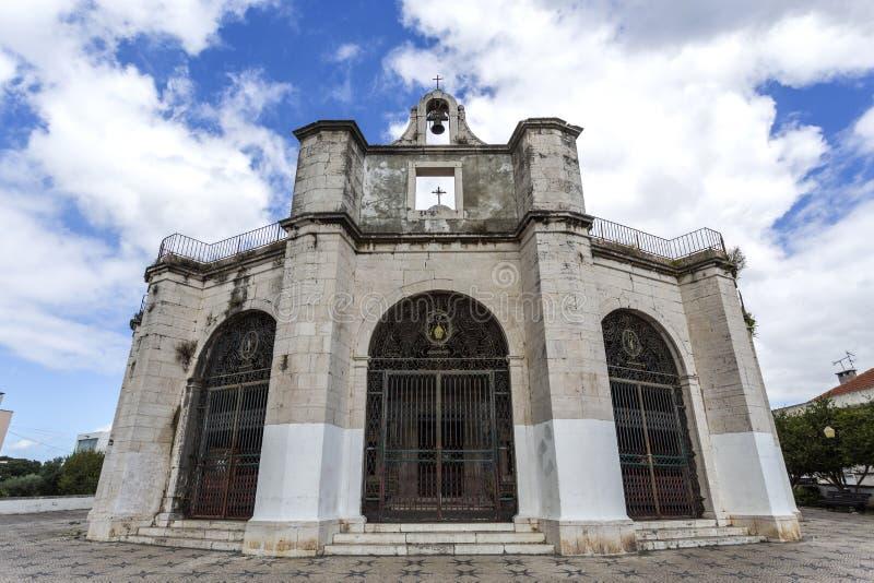 Renesansowa kaplica Świątobliwy Amaro obraz stock