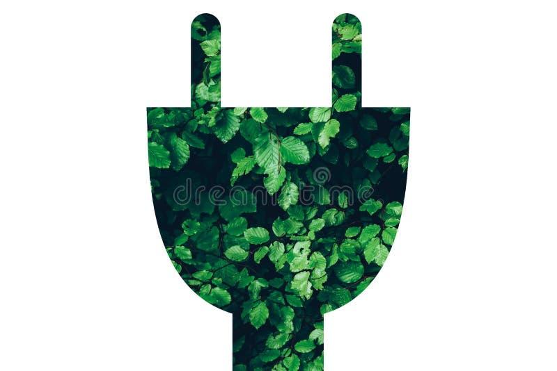 Renewable energies green renewable sustainable economy. Renewable energies - green renewable sustainable economy stock photography