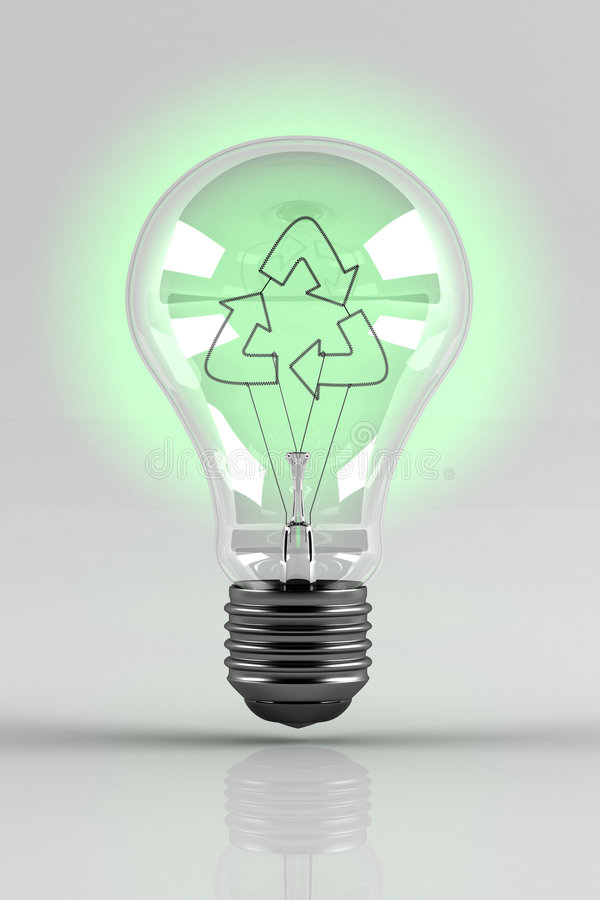 Renewable energy stock photo