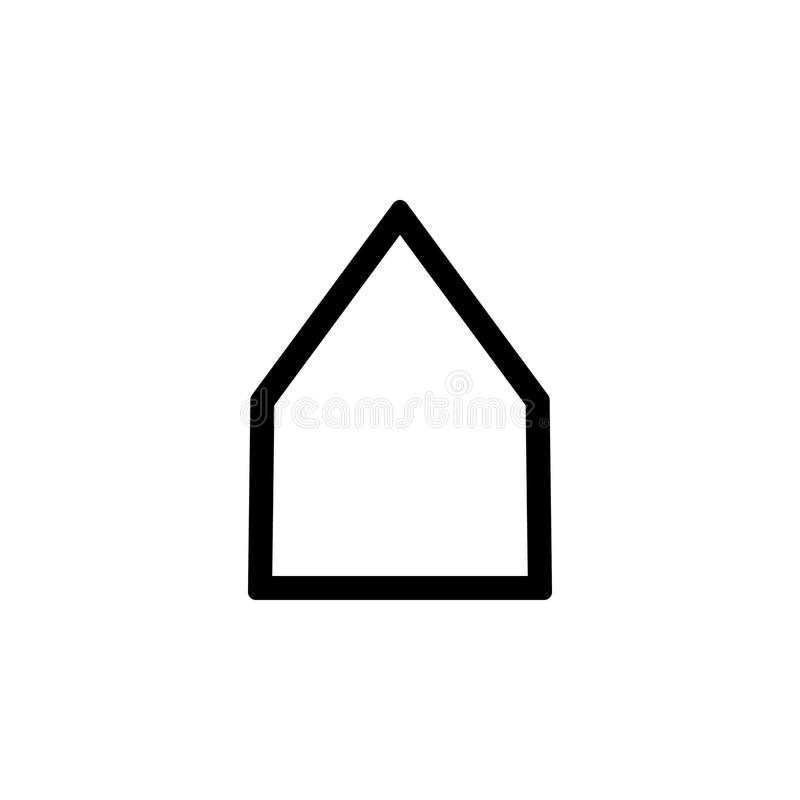 Renfermez le graphisme Le style d'illustration de vecteur est symbole à plat iconique, couleur noire, fond transparent Conçu pour illustration de vecteur