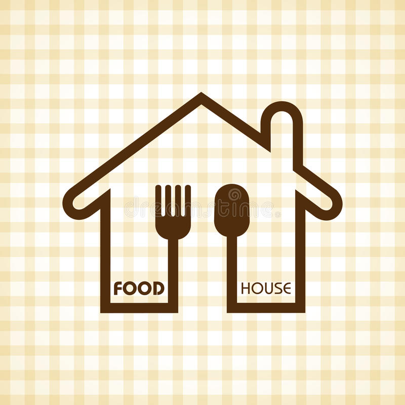 rengöringsduk för universal för mall för restaurang för sida för meny för bakgrundskorthälsning vektor illustrationer