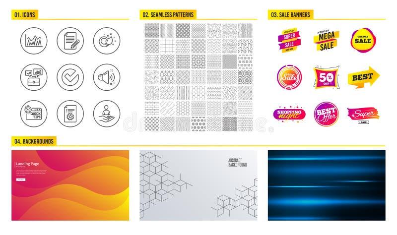 Rengöringsduk stock illustrationer