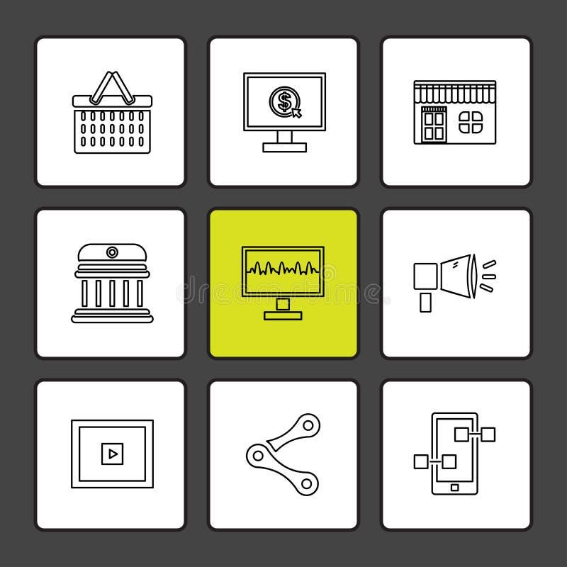 rengöringsduk website, användargränssnitt, applikation, internet, eps ic vektor illustrationer