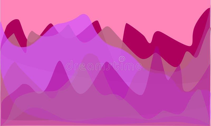 Reng?ringsduk Abstrakt futuristiskt - molekylteknologi med polygonal former p vektor illustrationer
