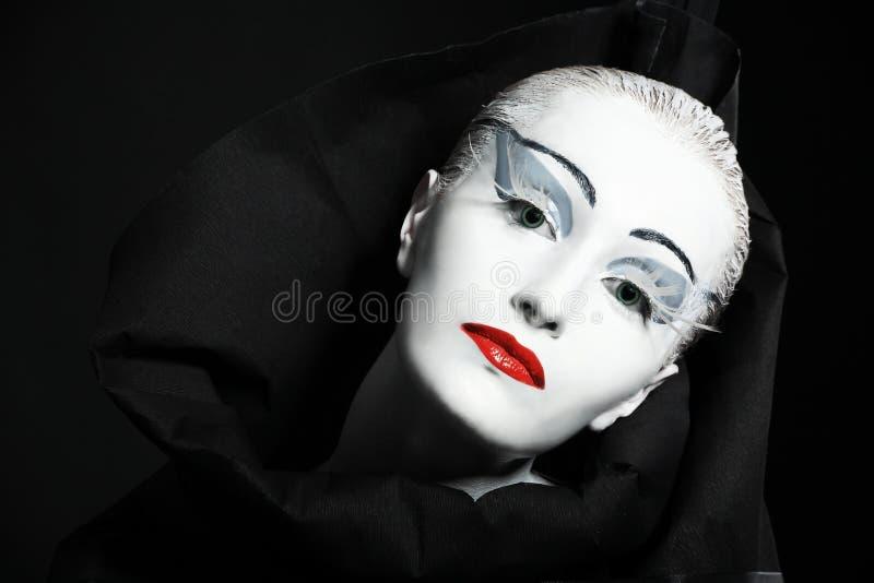Maquillage de théâtre