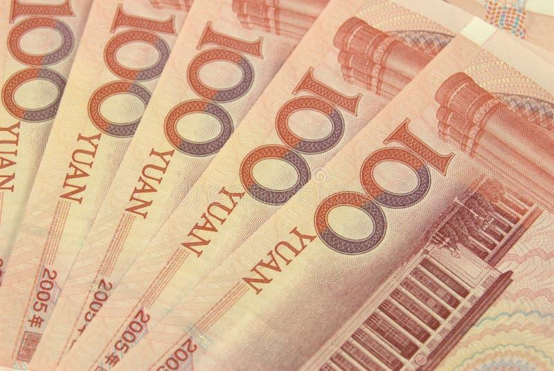 renminbi royaltyfria foton