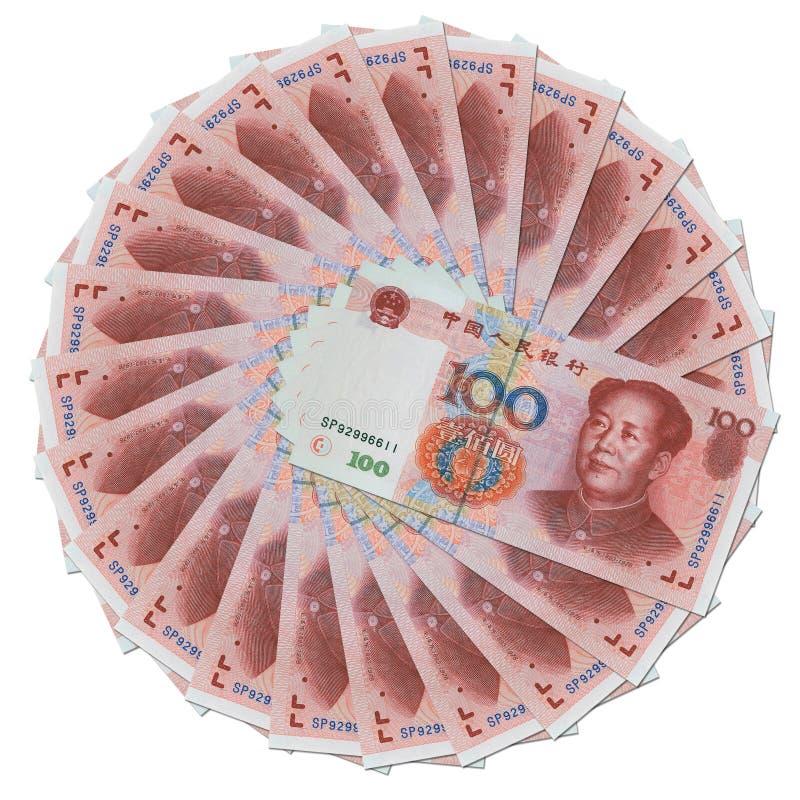 Renminbi (RMB) immagine stock