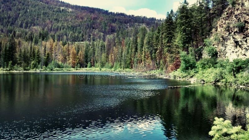 Renner Lake arkivbilder