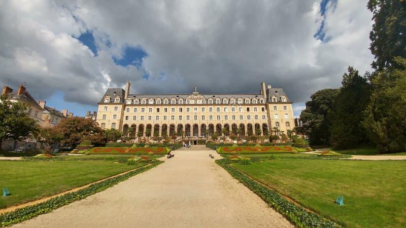 Rennes royaltyfria bilder