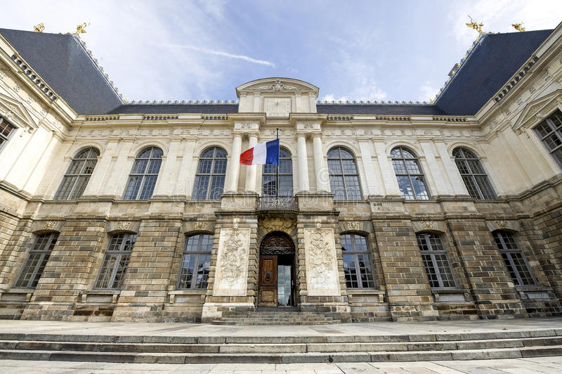 Download Rennes stock photo. Image of color, horizontal, perspective - 26931920