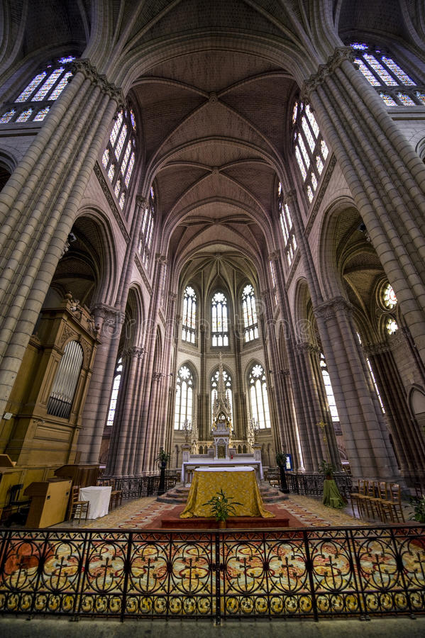 Download Rennes stock photo. Image of french, rennes, interior - 26970302