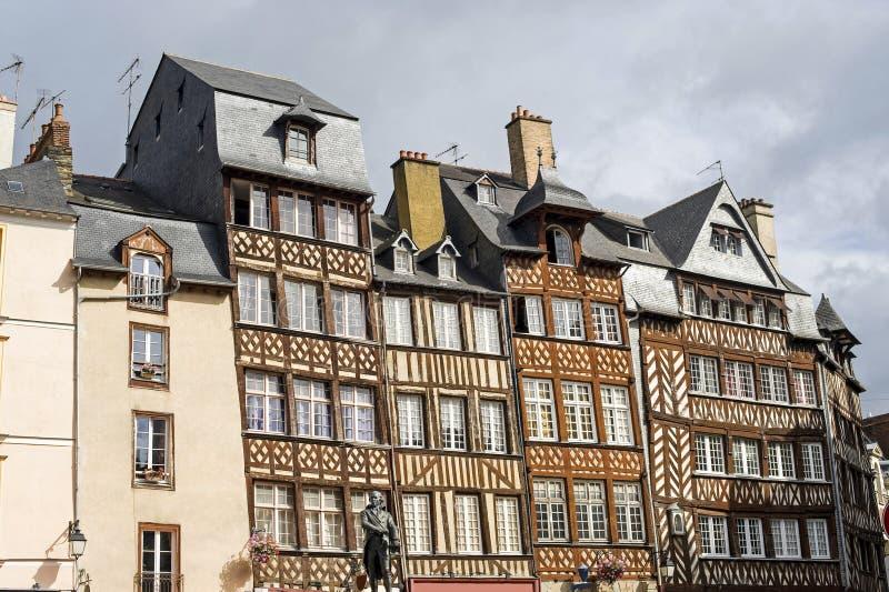 Rennes photos libres de droits