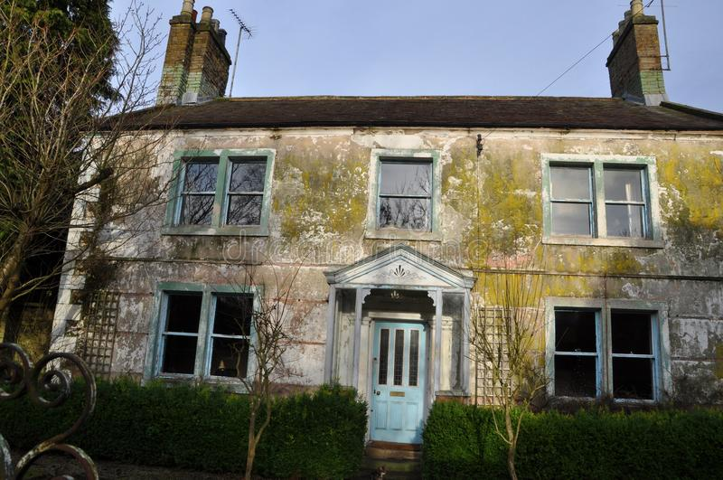 Download Rennovation And Restoration Old House England Stock Photo - Image: 28937046