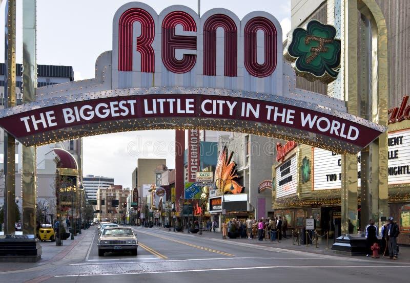 Reno stock foto