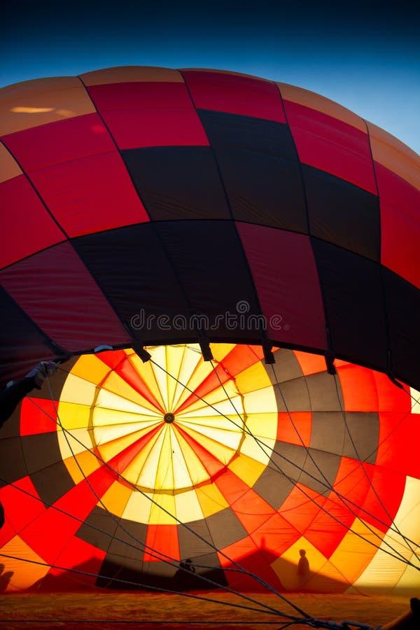 Reno Balloon Race royaltyfria bilder