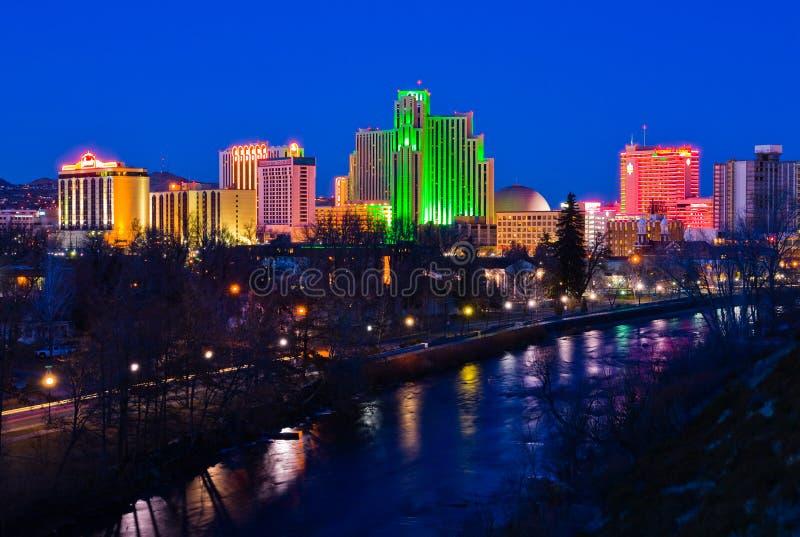 Reno, Nevada fotos de archivo
