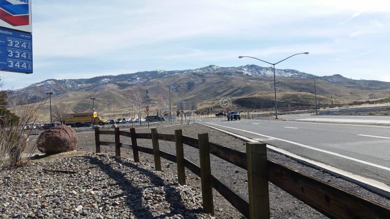 Reno Nevada photos libres de droits
