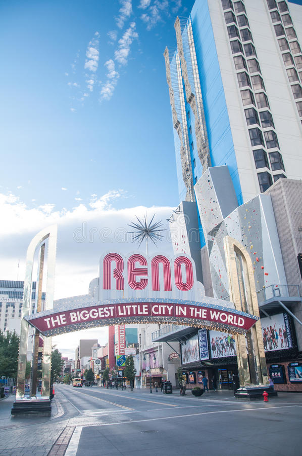 Reno, NV стоковые изображения rf