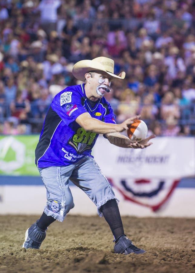 Reno Rodeo Editorial Photo