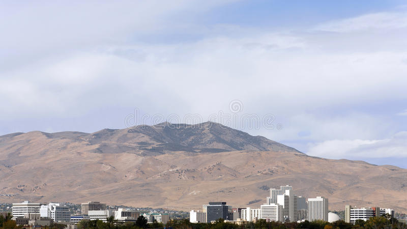 Download Reno Skyline stock image. Image of cityscape, gaming - 27278543