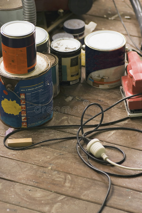 Renovación 04 foto de archivo libre de regalías