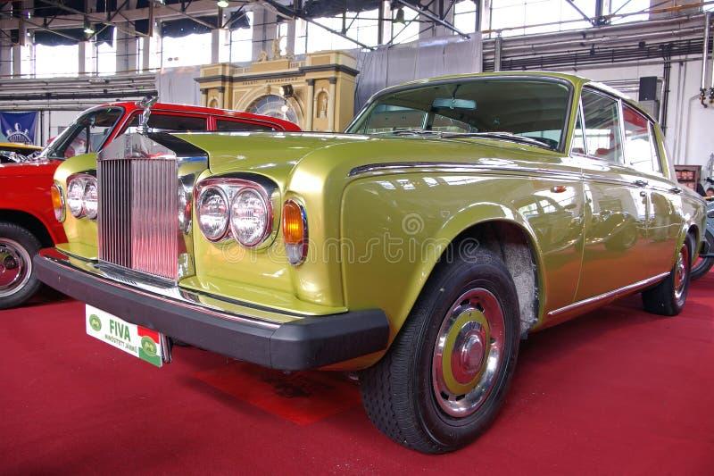 Renovated Rolls Royce Silver Shadow
