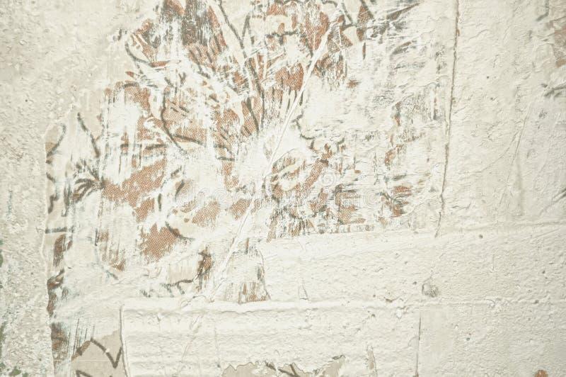 Download Renovation White Stucco Wall Royalty Free Stock Photos - Image: 24697938