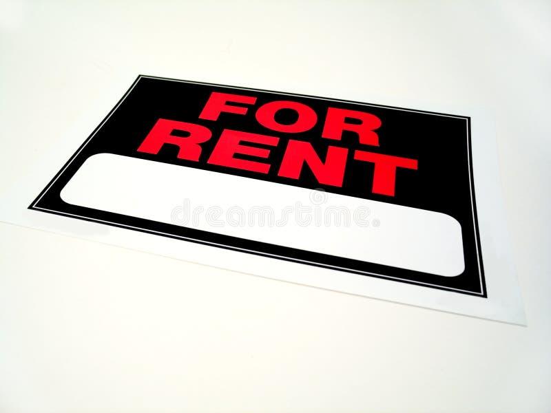 Download For rent sign stock photo. Image of landed, land, plot, estate - 30192