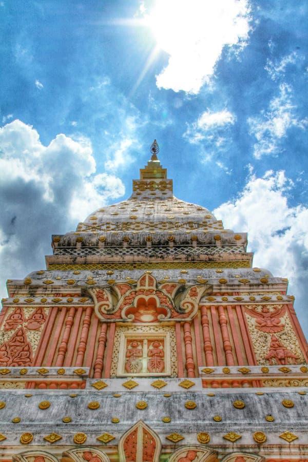 Renu Temple image stock