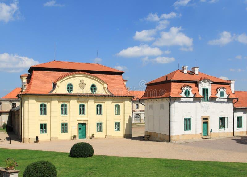 República Checa - Chlumec foto de archivo libre de regalías