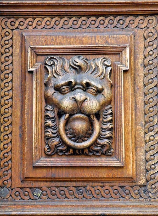 República checa, Praga: porta antiga fotos de stock