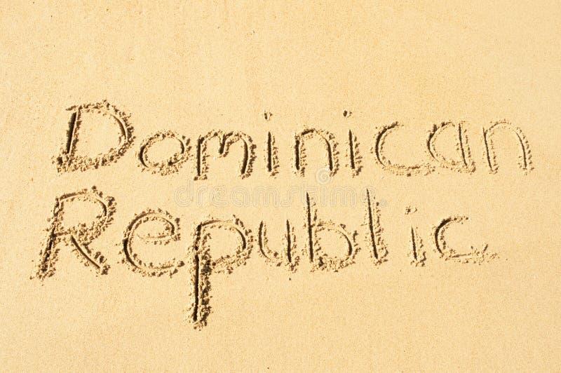 República Dominicana fotografía de archivo libre de regalías
