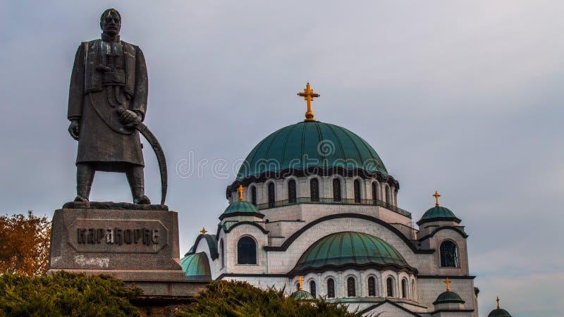 República increíble de Serbia foto de archivo libre de regalías