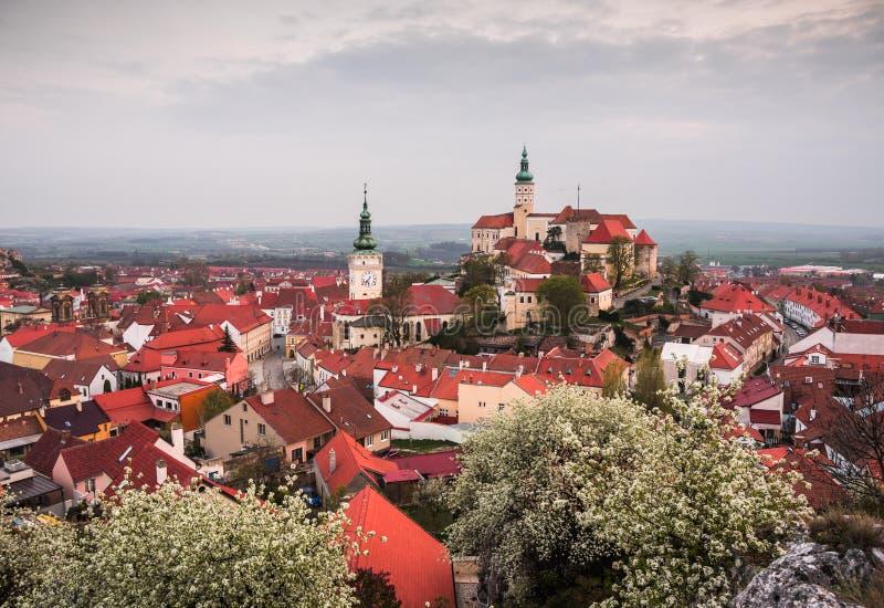 Rep?blica Checa admitida Castle imagen de archivo libre de regalías