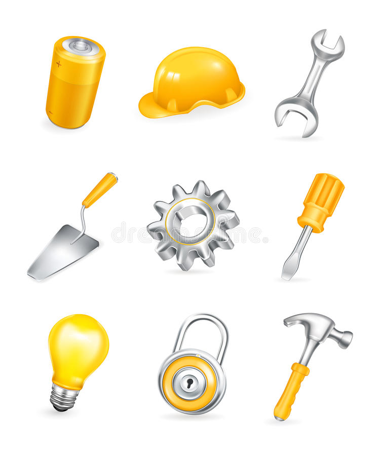 Download Repair stock vector. Illustration of construction, protection - 20164529