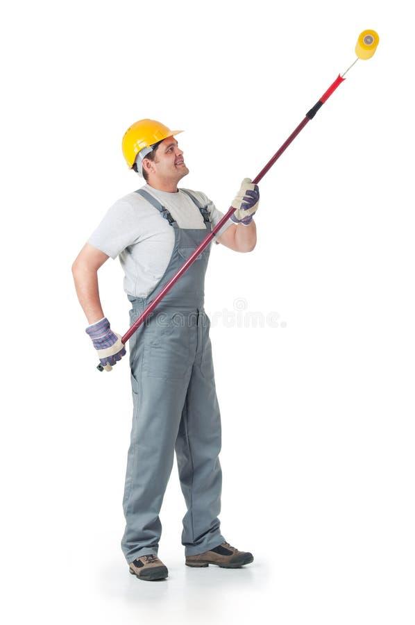 Repair Man Royalty Free Stock Image
