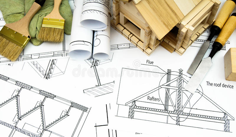 Repair work joiners works drawings for building stock image download repair work joiners works drawings for building stock image image of design malvernweather Image collections