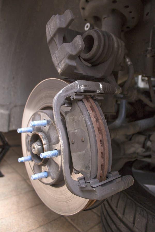 Reparaciones del coche fotografía de archivo