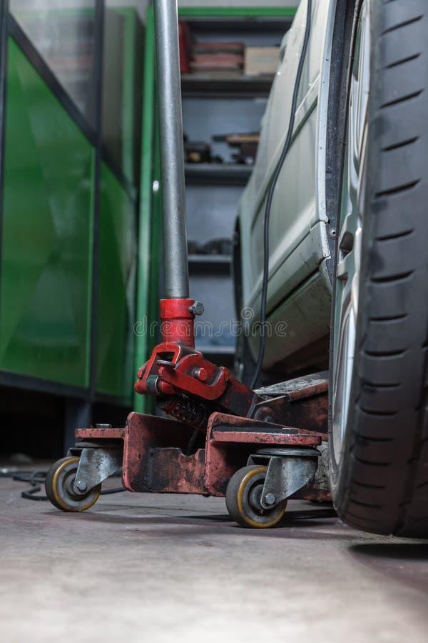 Reparador do pneu imagens de stock