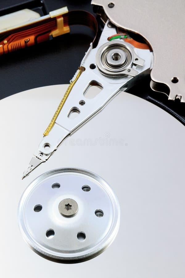 Reparando um componente de computador fotos de stock