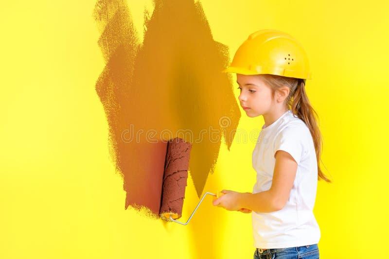Reparationer i huset royaltyfri foto