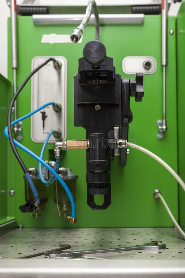 Download Repare Bocais Para Os Motores Diesel Foto de Stock - Imagem de injector, industrial: 80101592