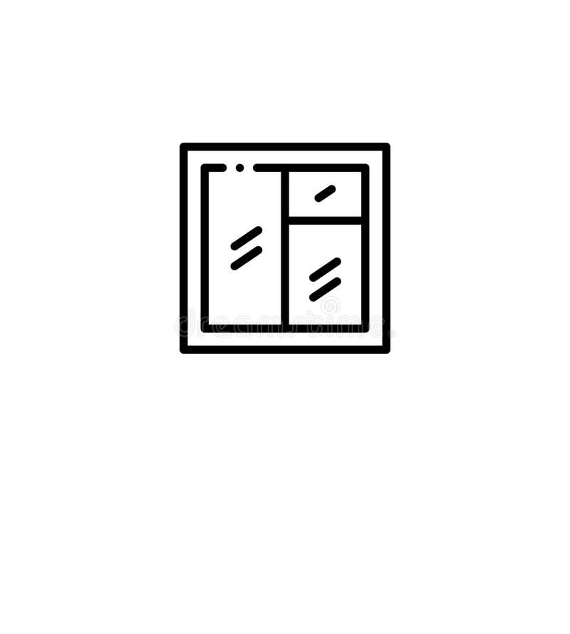 Repare el icono plano libre illustration