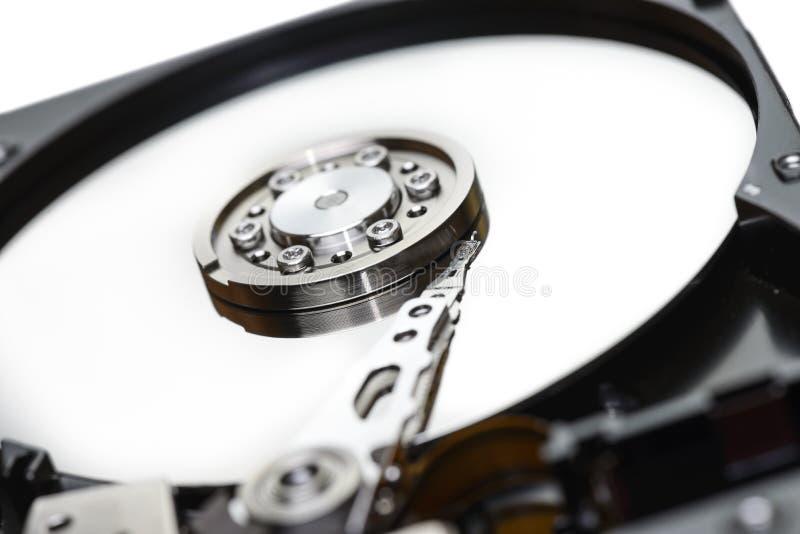 Reparieren eines Computer-Teils lizenzfreies stockfoto